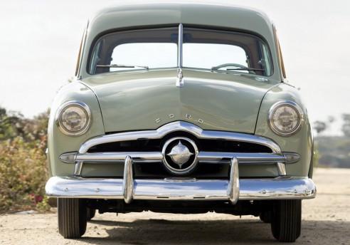 Тест-драйв Studebaker Champion Mk3 – первый послевоенный