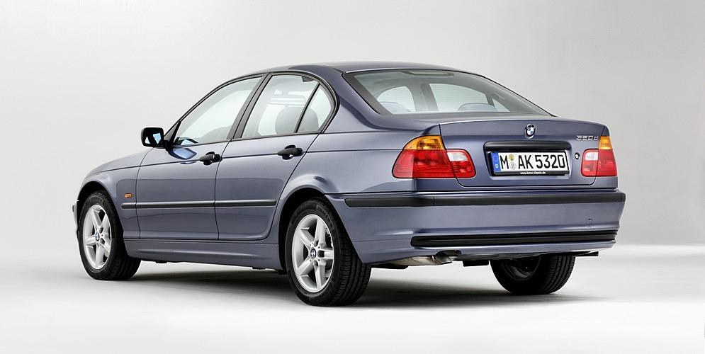 bmw 318i 2000г.в. кузов е46