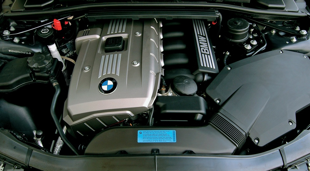 проблемы двигателя bmw n62b40
