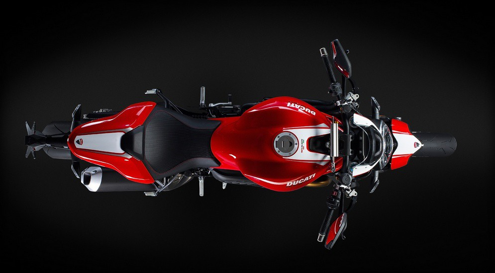 Новости мотоиндустрии: Ducati Monster 1200 R: официальная премьера