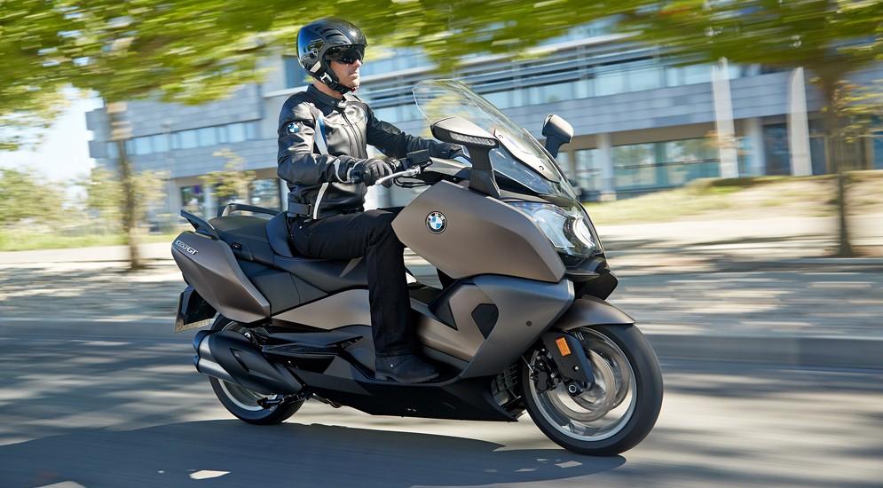 Новости мотоиндустрии: BMW обновил максискутеры