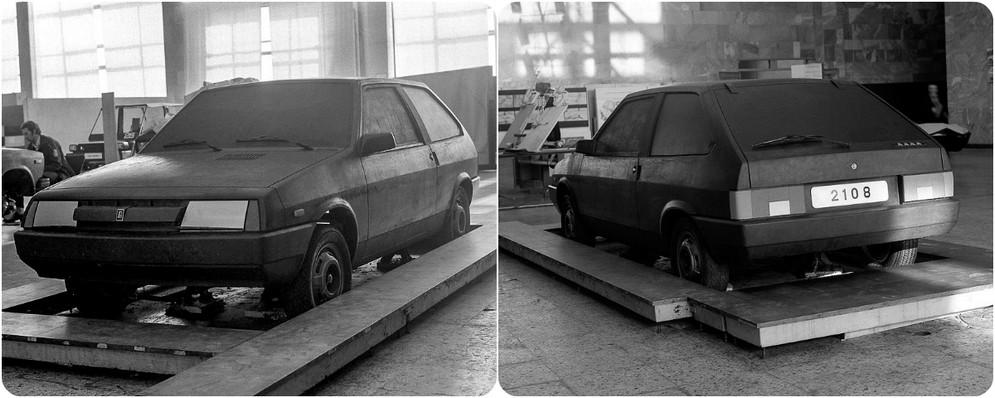 System Porsche: что немецкого было в советской «восьмерке»