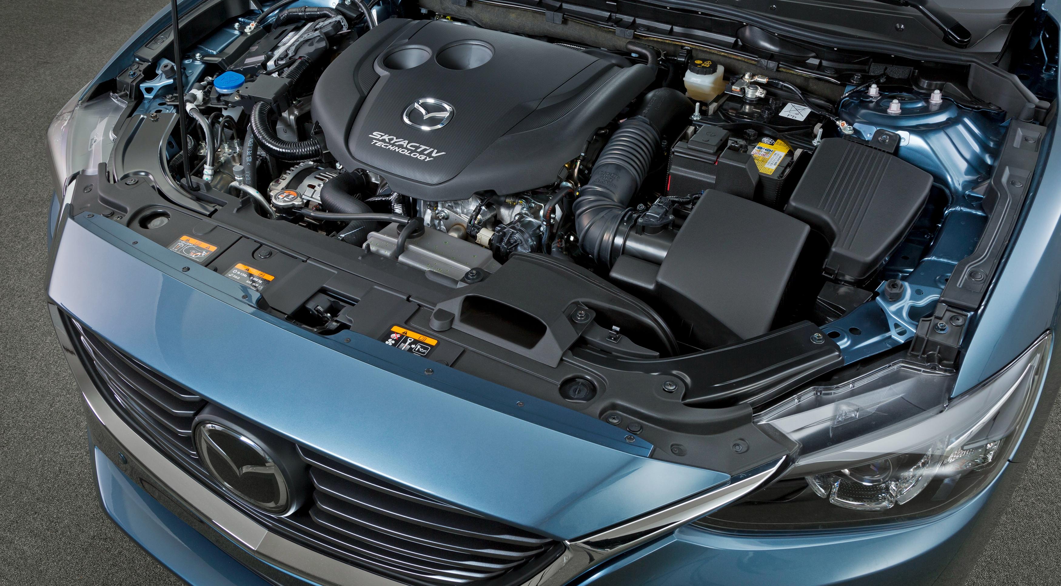 Mazda заявила о - честности - своих моторов