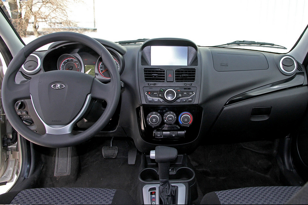 ... по продажам в России. Kalina 2 рекламируется АвтоВАЗом под слоганом  «Полный фарш» и, похоже, полностью его оправдывает. Коробка-«автомат»,  например ... e7dcc2bb8bc