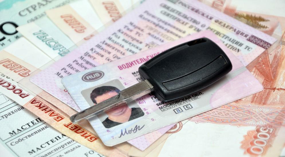 упражнения лишение права управления автомобилем Изложи