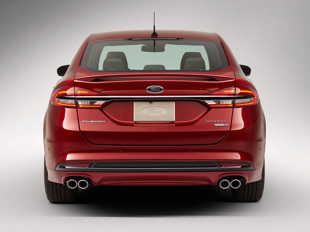 Форд показал новый Fusion, апо-русски— Mondeo