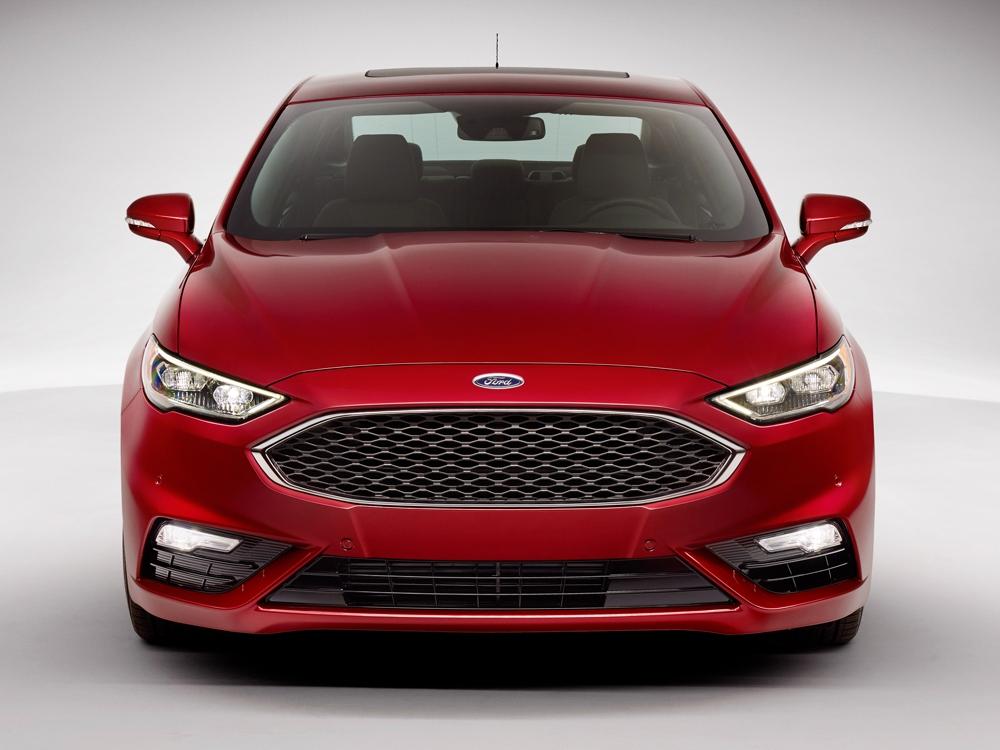 Форд презентовал новый Fusion, апо-русски— Mondeo