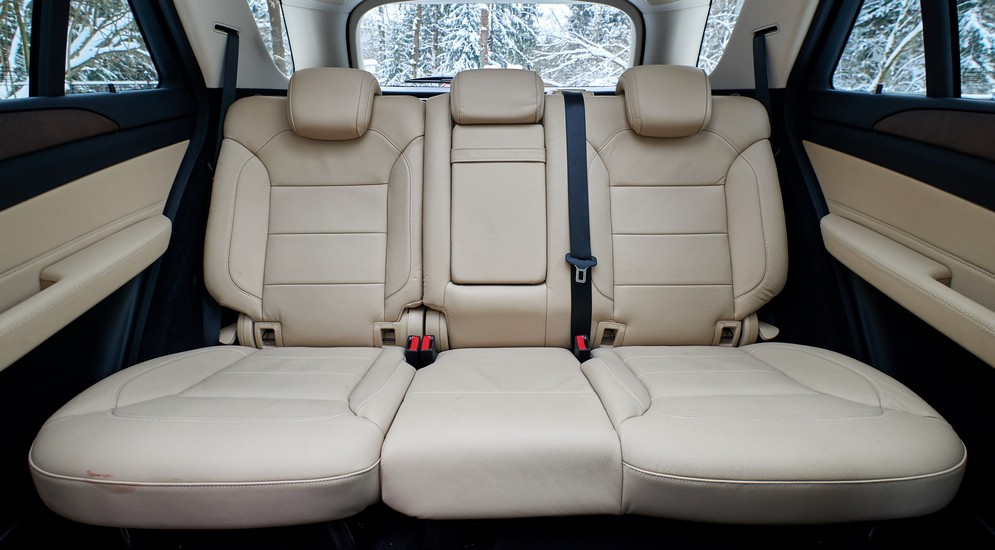 Капсула удовольствия: тест-драйв Mercedes GLE 350d 4matic