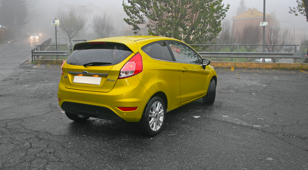 Турболитр: тест-драйв Ford Fiesta 1,0 EcoBoost