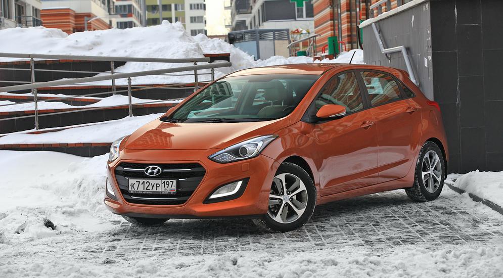 Травей на хокке: тест-драйв Hyundai i30