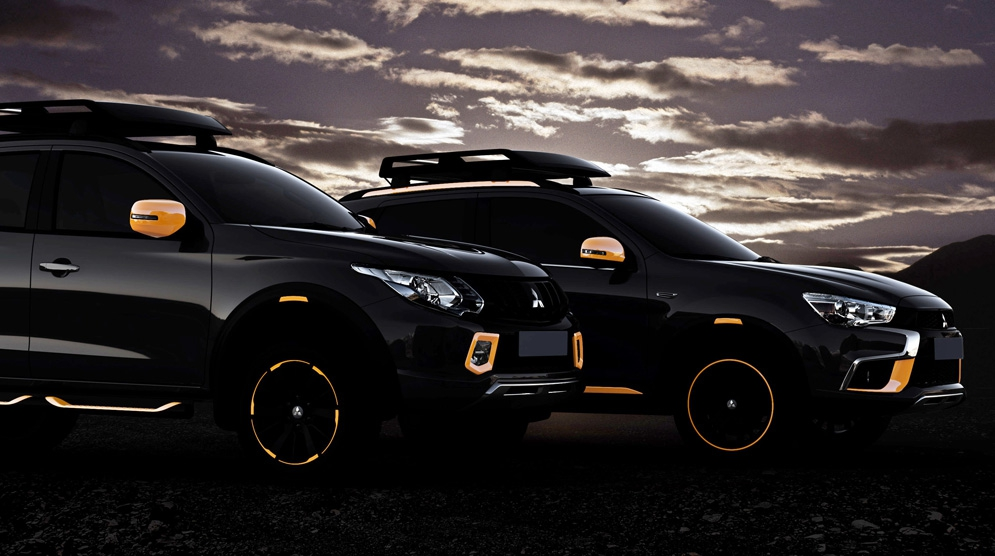 2016 GMS - L200 and ASX Show Cars.jpg