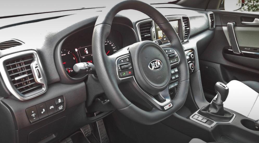 Вперед, покемоны: первый тест-драйв нового Kia Sportage 2016