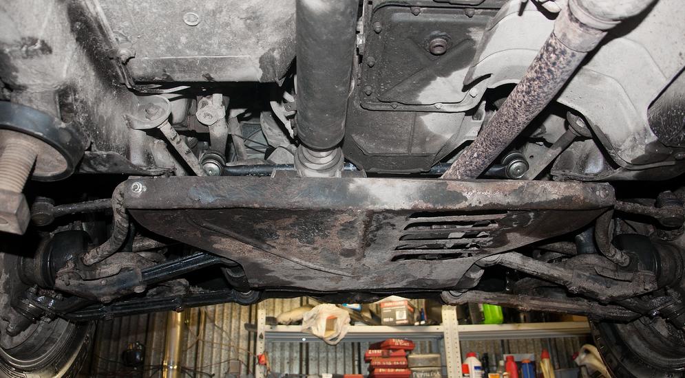 Восстановление раздатки после неудачного ремонта орландо Замена передней пружины крузер 100