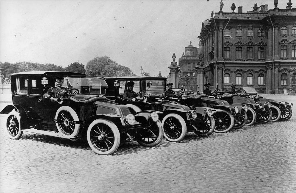Машины императорского гаража.jpg