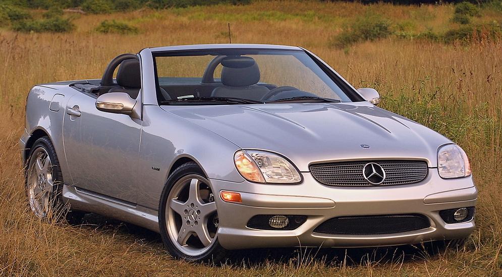 Mercedes-Benz SLK 320 Sports Package US-spec (R170) '2000–04j.jpg