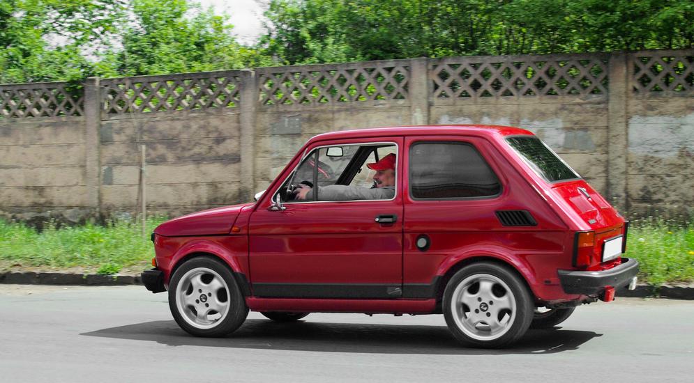 польский фиат 126 р малюк технические характеристики