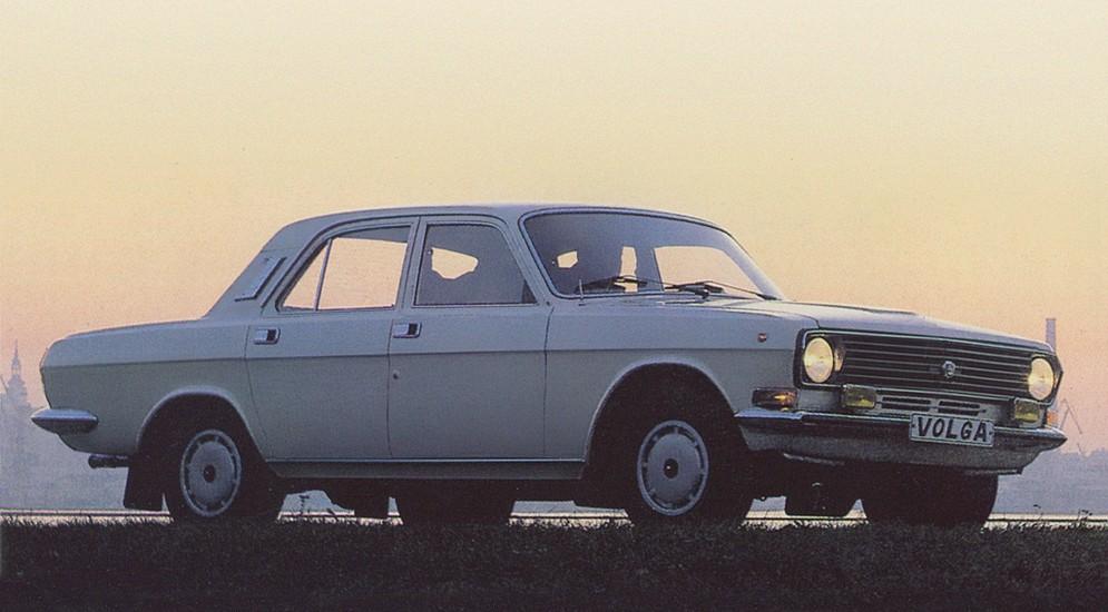 По прозвищу «баржа»: тест-драйв ГАЗ-24 Волга