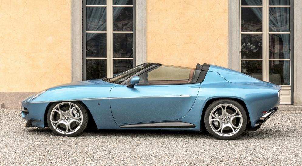 Суперкары в деталях: Alfa Romeo Disco Volante – опознанные летающие объекты