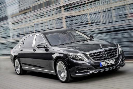 В прошлом году Mercedes стал лидером в российском сегменте люксовых авто