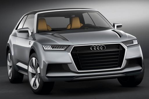 Audi готовится к премьерам новых кроссоверов Q2 и Q5 в 2016 году