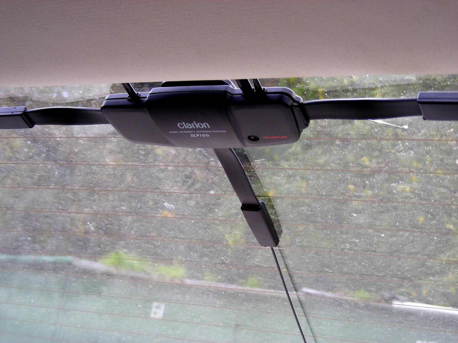 Как сделать для автомобильной антенны своими руками