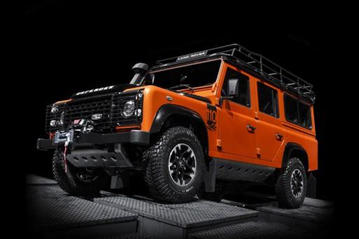 Land Rover может продлить выпуск внедорожника Defender