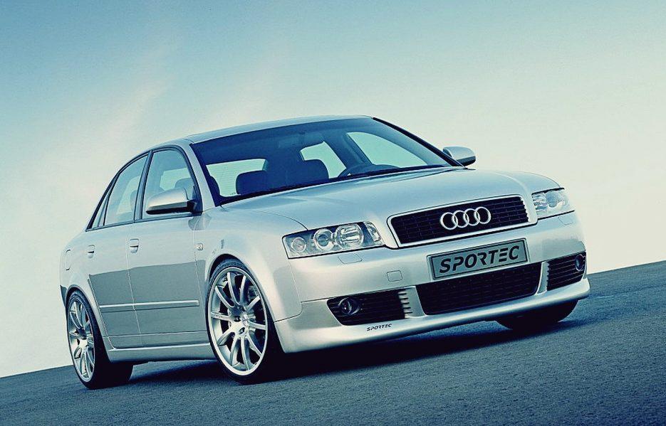 Audi a4 b6 specs