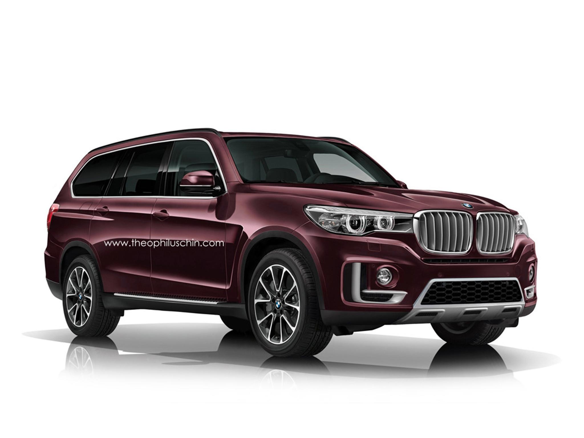 Новый Bmw X7 станет самым роскошным автомобилем баварской