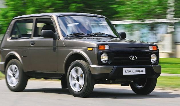 Lada 4x4 Urban: новые подробности