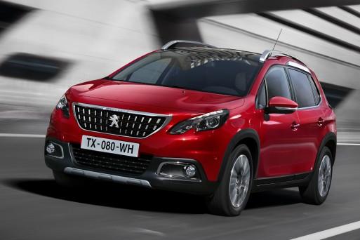 Обновлённый кроссовер Peugeot 2008 представлен официально