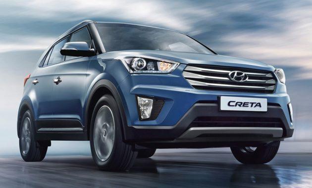 Продажи Hyundai Creta в России стартуют сразу после премьеры на ММАС-2016