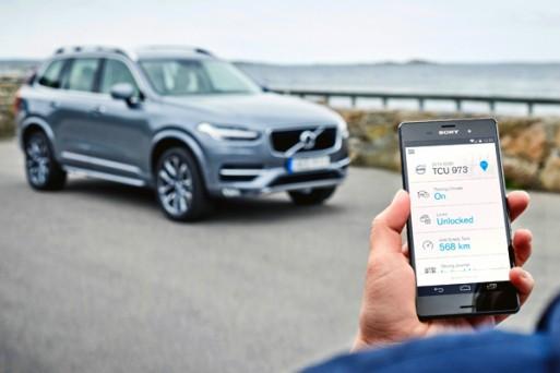 Volvo объявила войну хакерским атакам