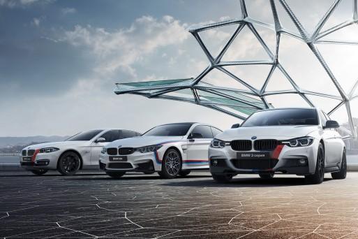 Рублёвая цена на модели BMW в спецверсии 100 Years Edition