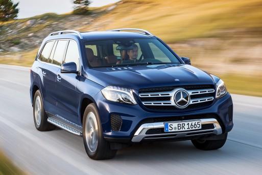 Mercedes-Benz GLS — в России уже весной