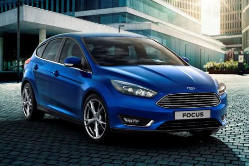 Российский Ford Focus будет с 150-сильным мотором EcoBoost 1.5