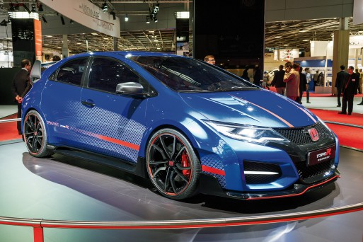 Мировая премьера Honda Civic Type R