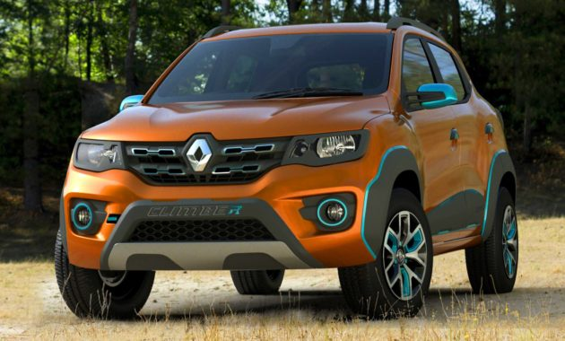 Renault создаст кроссовер и седаны на платформе Kwid