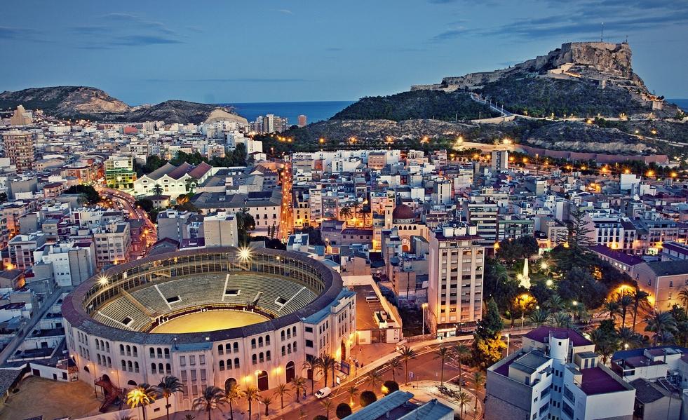 valencia city historical background