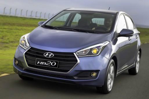 Hyundai обновил недорогой хэтчбек HB20