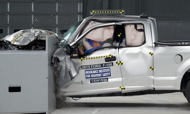 Краш-тест - подмочил - репутацию Ford F-150