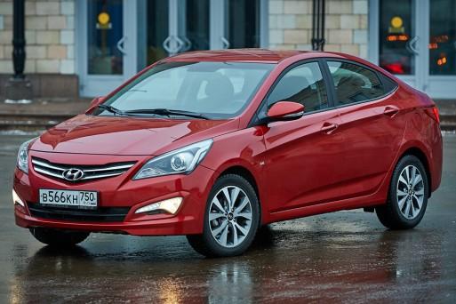 Hyundai предложил новую комплектацию Solaris