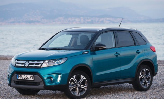 Suzuki Vitara обрел российский ценник