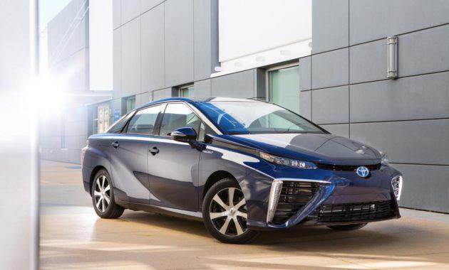 Будущее - Toyota оценили в валюте