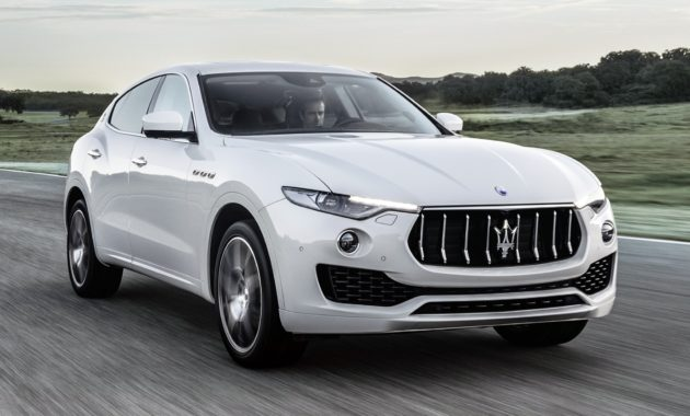 Maserati levante price 2017