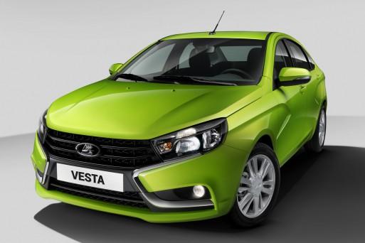 АвтоВАЗ сделал электромобиль Lada Vesta EV