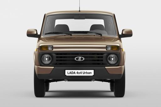 Пятидверный внедорожник Lada 4×4 получил версию Urban