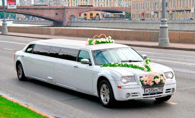 Машину на свадьбу нанять
