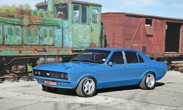 Тюнинг поневоле: опыт восстановления Ford Granada (Форд ... Форд Гранада Тюнинг