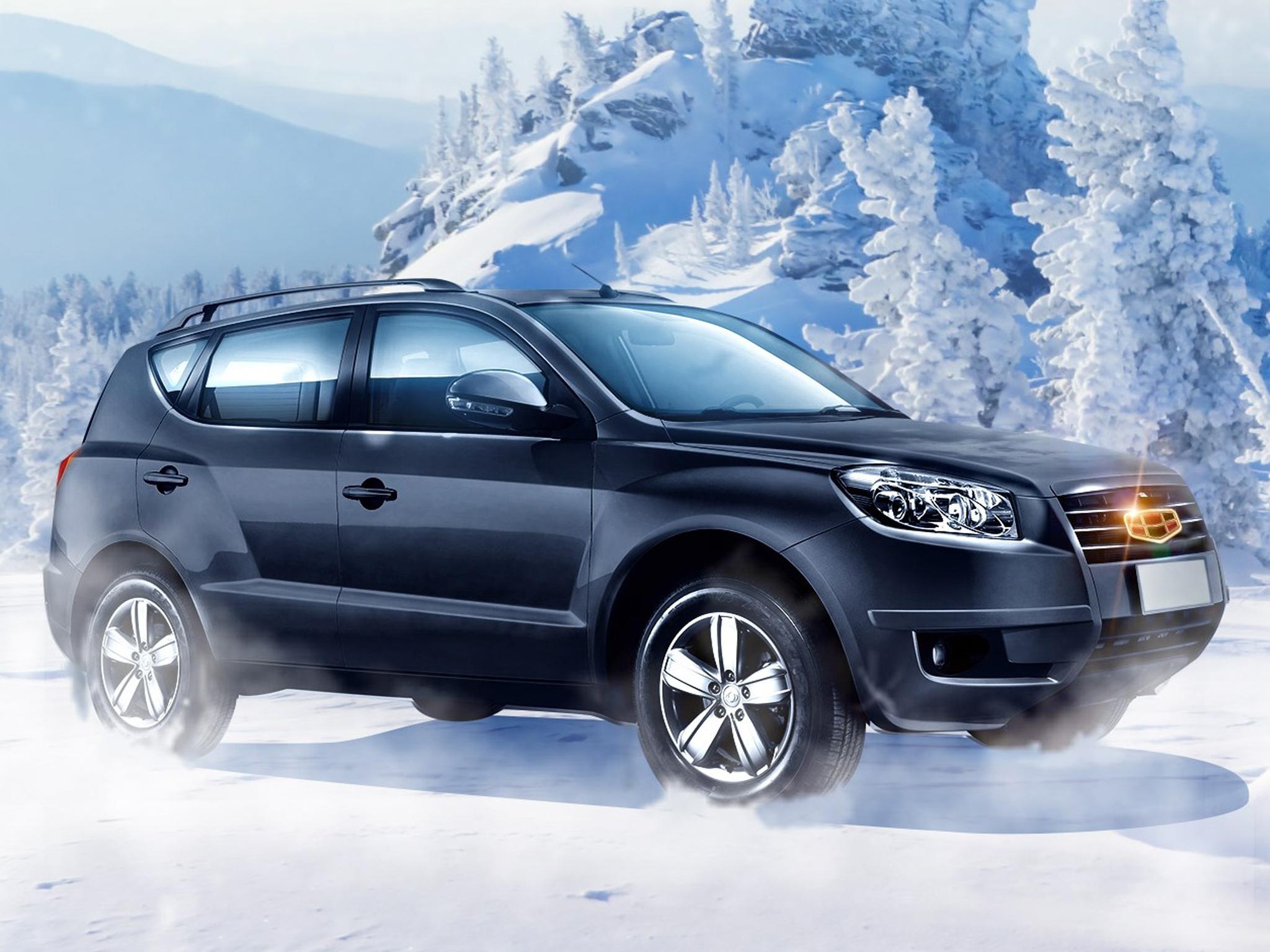 Россию покидают две модели Geely - Колеса.ру