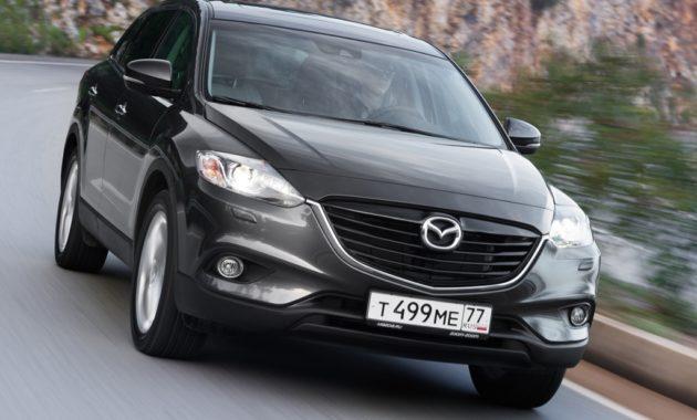 Mazda возродит линейку MPS и покажет новый CX9 уже в этом году